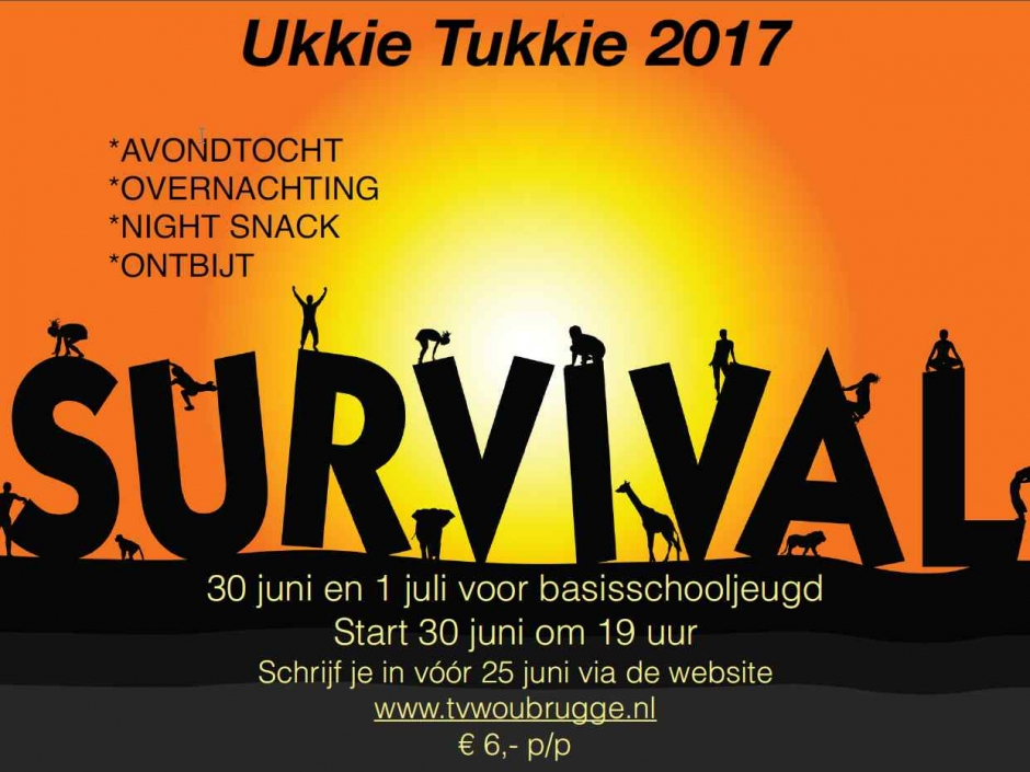 Flyer Ukkie Tukkie 2017